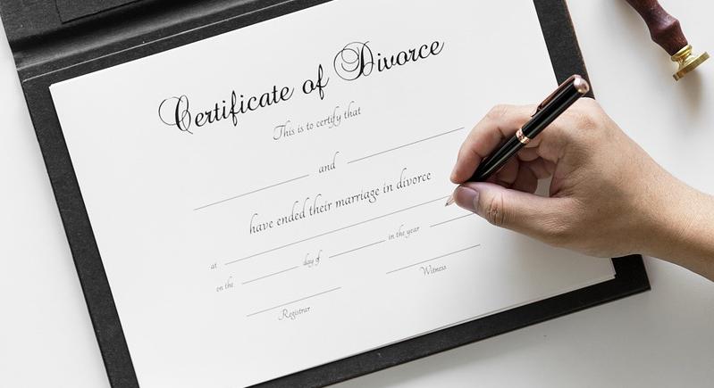 Scheidung 3