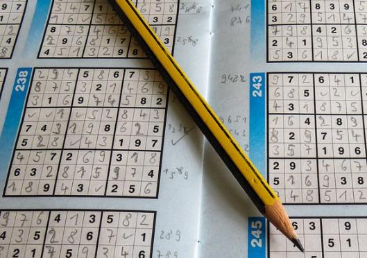 Sudoku spielen - der Zahlenspass für Ihre grauen Zellen