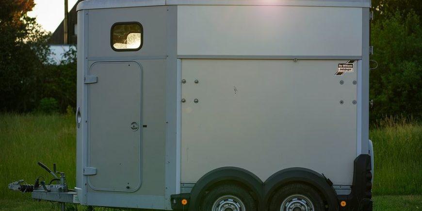 Ifor Williams Pferdeanhänger für einen sicheren Transport von Pferden